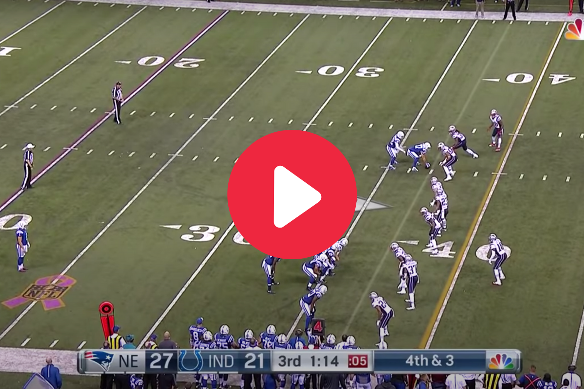 NFL's Biggest Trick Play Fail Should Have Never Been Snapped