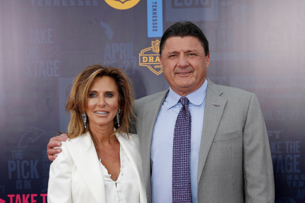 Ed Orgeron & His Wife Built a 23-Year Marriage Before Splitting Up