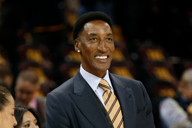 """Scottie Pippen's Net Worth: How Six Titles Made """"Robin"""" Rich"""
