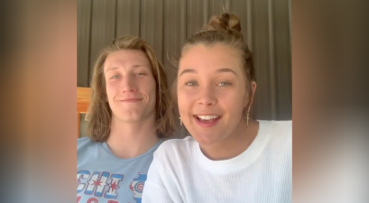 Trevor Lawrence Proposes to Longtime Girlfriend Inside Stadium