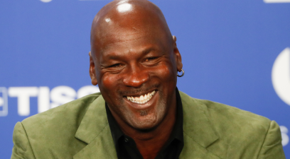 "Michael Jordan's Net Worth Makes ""His Airness"" the Richest Athlete of All Time"