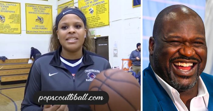 Shaq's Daughter Keeps Tradition Alive, Commits to LSU