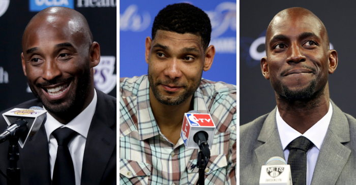 Kobe, Duncan, Garnett Headline 2020 Hall of Fame Class