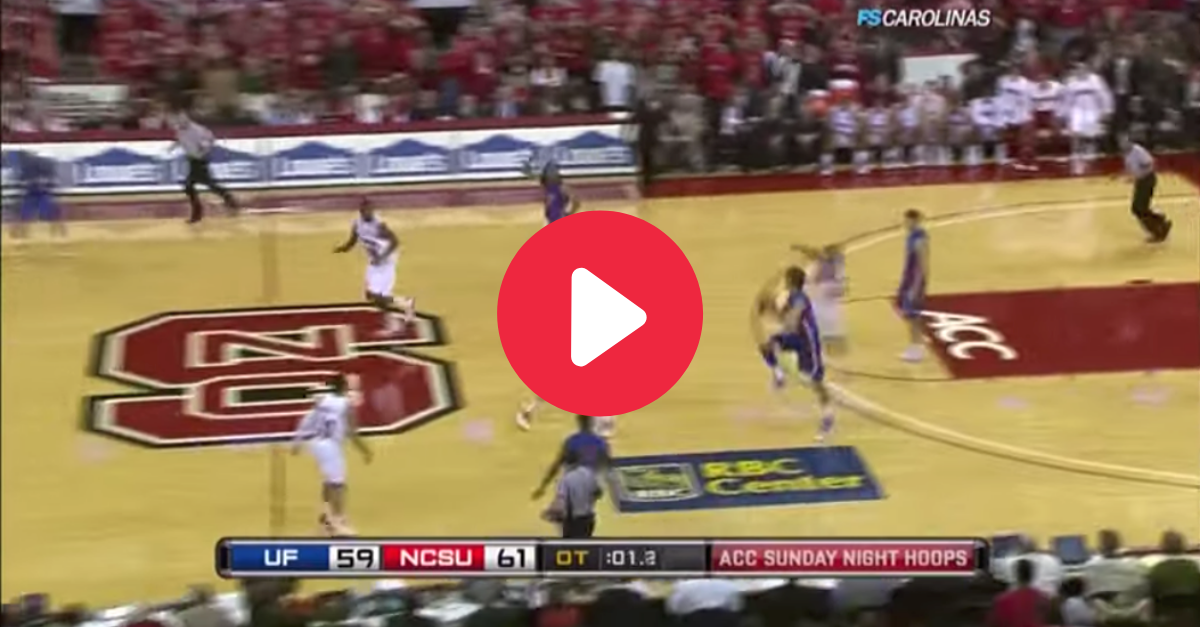 Chandler Parsons' 75-Foot Buzzer-Beater Belongs in Florida Lore