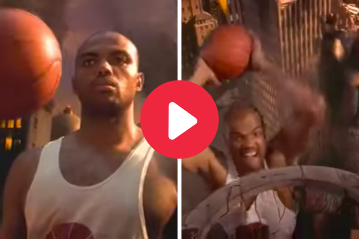 Godzilla vs. Charles Barkley: The Classic, Forgotten Nike Commercial