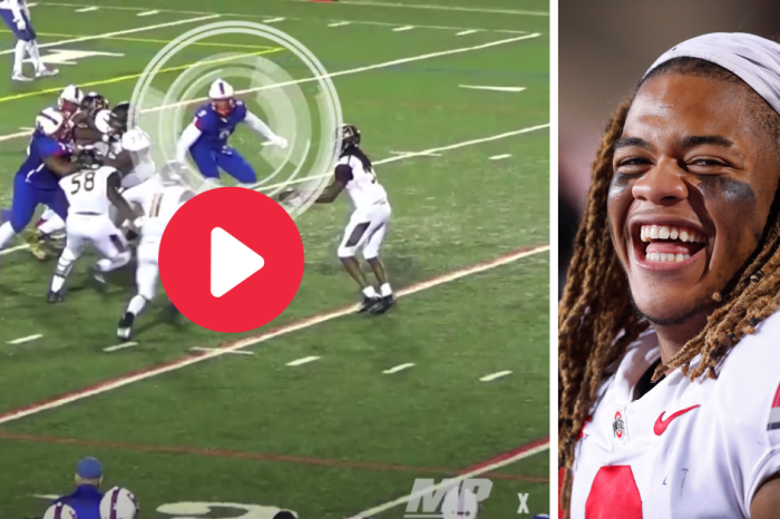 Chase Young's High School Highlights Prove He's Not Human