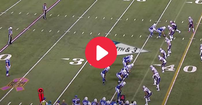 Strange Formation Turns Into NFL's Biggest Trick Play Fail