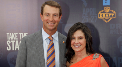 Dabo Swinney Met His Wife in Elementary School