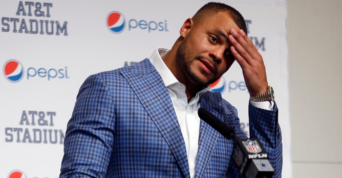 Dak Prescott Responds to Throwing Party During Quarantine