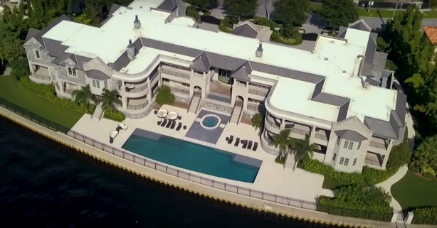 Derek Jeter's Mansion, Rented by Tom Brady, Listed for $29 Million