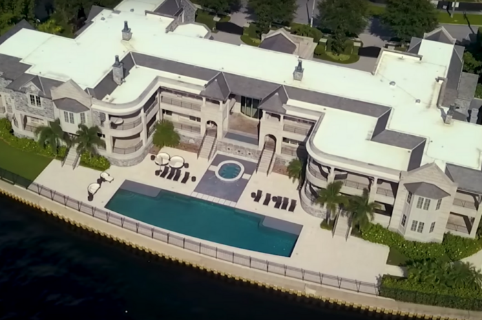 Derek Jeter's Mansion, Rented by Tom Brady, Listed for $29 Million