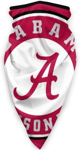 EndlessCreativity Alabama Crimson Tide Circle Windproof Sports Face Mask