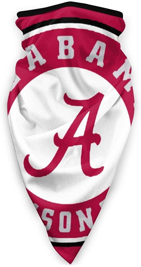 EndlessCreativity Alabama Crimson Tide Circle Windproof Sports Face Mask