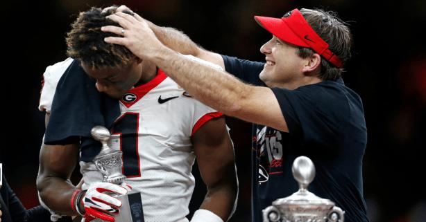 Georgia's 2020 Schedule Screams SEC Championship