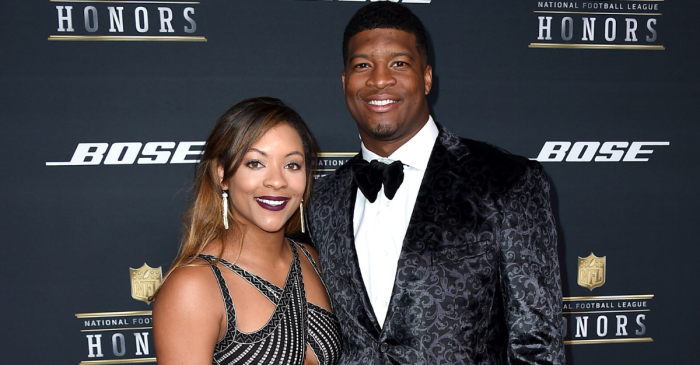 "Jameis Winston & His Wife Expecting ""Another Young King"" This Season"