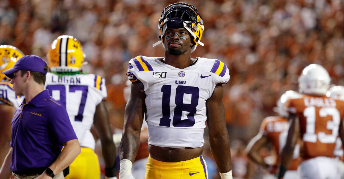 How Lsu S No 18 Jersey Became The Program S Highest Honor Fanbuzz
