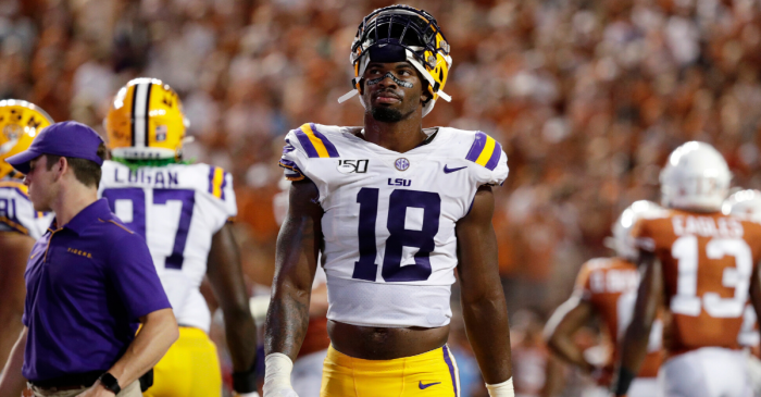 How No. 18 Became LSU's Most Important Jersey