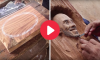 Kobe Bryant Wood Carving