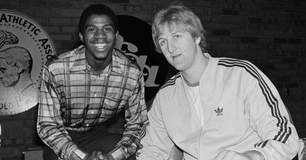 Magic Outshined Bird in 1979, And It Ignited Basketball's Greatest Rivalry