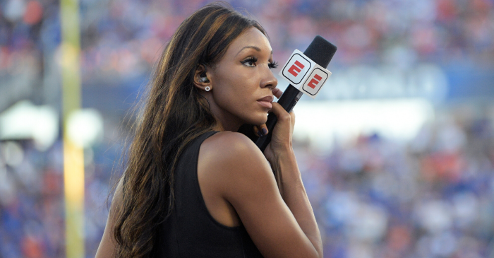 ESPN's Maria Taylor Shined as an All-SEC Star at Georgia
