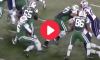 Mark Sanchez, Butt Fumble