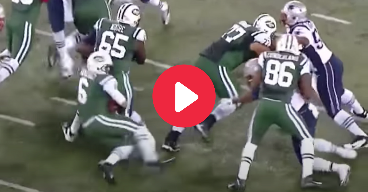 "The ""Butt Fumble"" Was So Embarrassing, It Made a Superfan Quit"