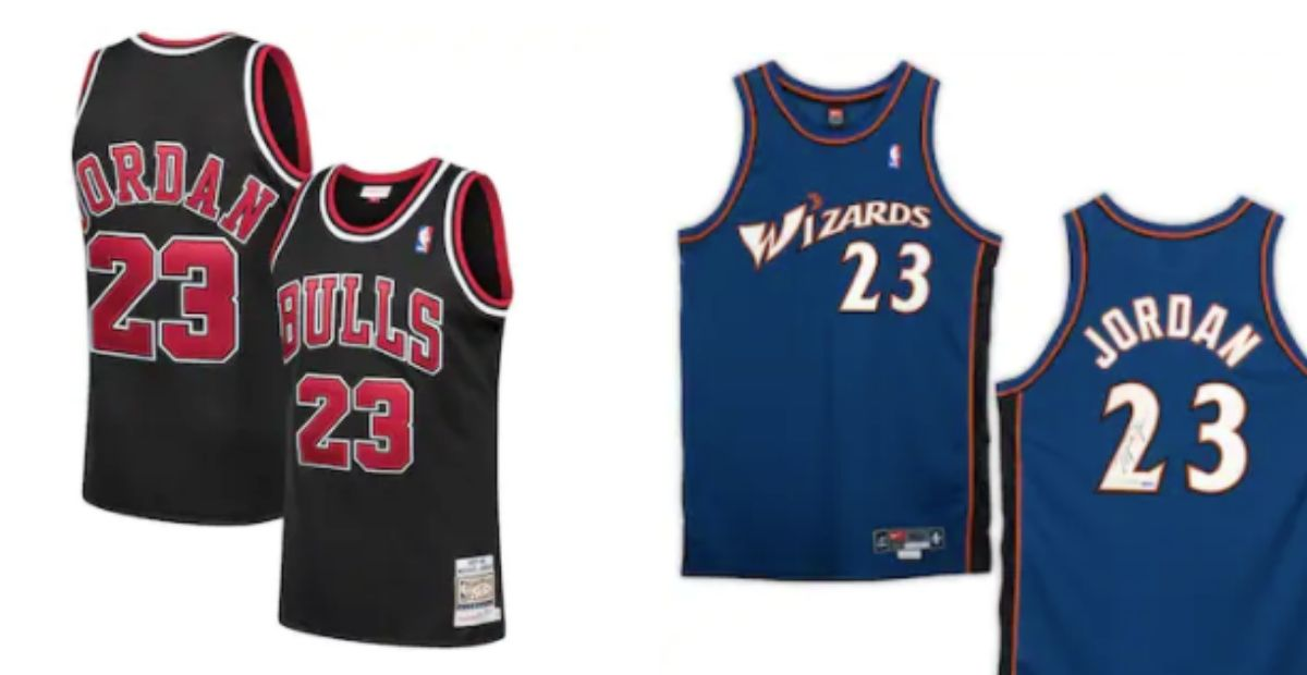 Michael Jordan Jerseys