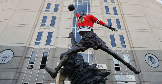 Visiting Michael Jordan's Statue Should Be a Bucket List Trip