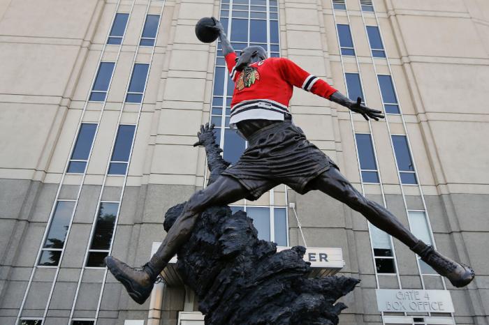 Visiting Michael Jordan's Statue Should Be a Bucket List Trip