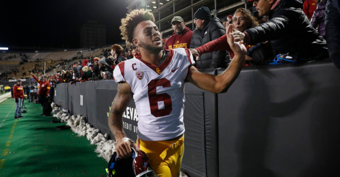 Michael Pittman Jr.'s Family Genes Primed USC Star for NFL Future