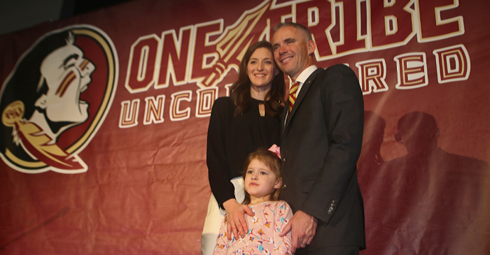 Mike Norvell's Family Sacrificed It All for Chance at Florida State