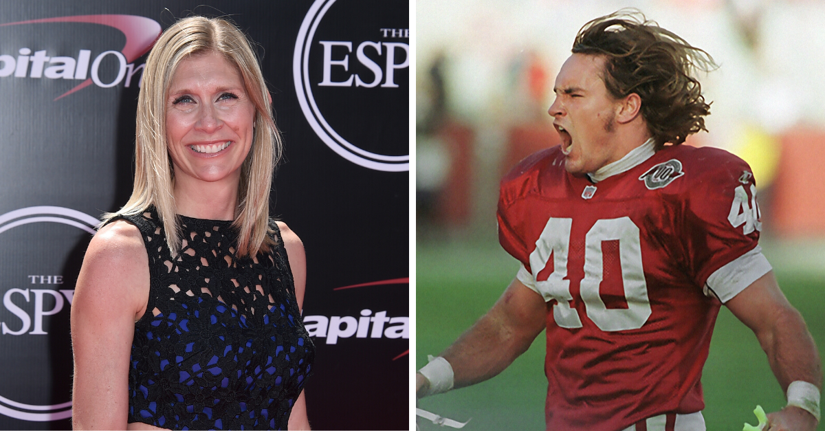 Pat Tillman's Wife Inspired Every Day By His Final Request