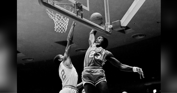 'Phi Slama Jama' Invented the Art of Dunking