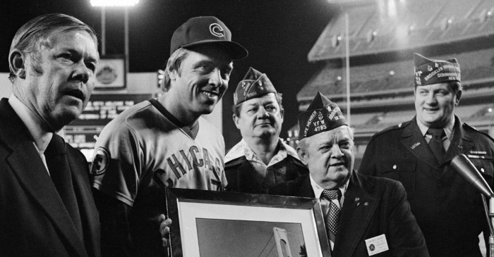 Burning The American Flag? Not On Rick Monday's Watch