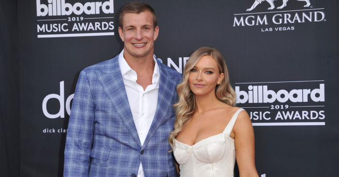 Rob Gronkowski's Girlfriend: The Patriots Cheerleader Turned Swimsuit Model