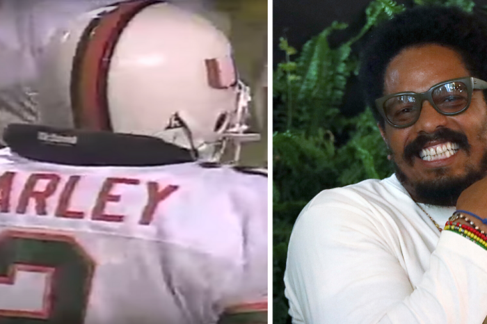 Bob Marley's Son Played Linebacker Next to Ray Lewis. Where Is He Now?