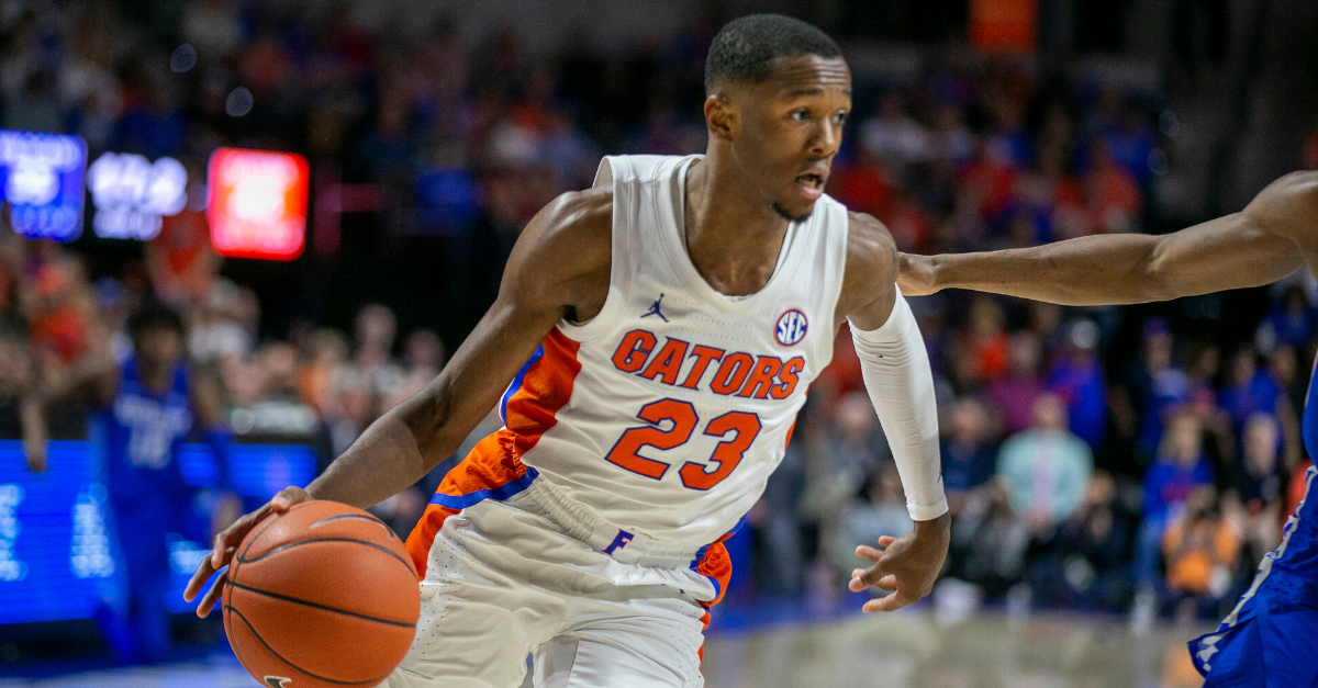 Gators Star Guard Returning for Sophomore Season
