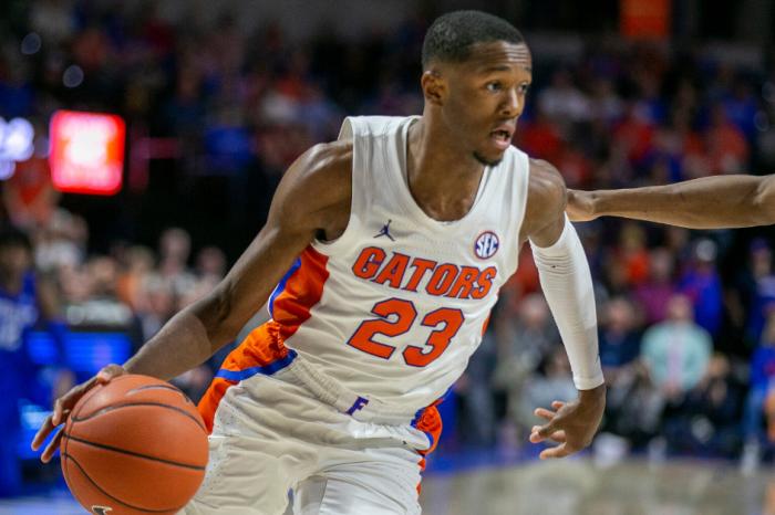 Gators Star Guard Returning for Sophomore Season