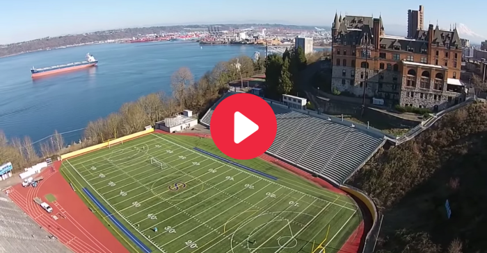 The Stadium Bowl's Hosted 110 Years of Presidents, Movies and HS Football