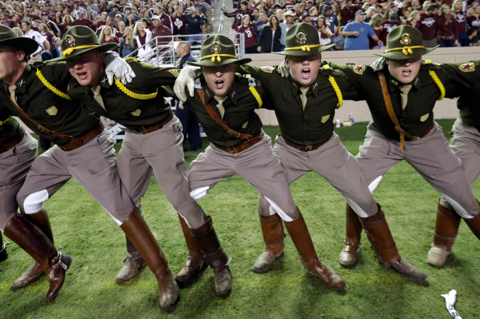 'The Aggie War Hymn' Was Written During a World War I Battle