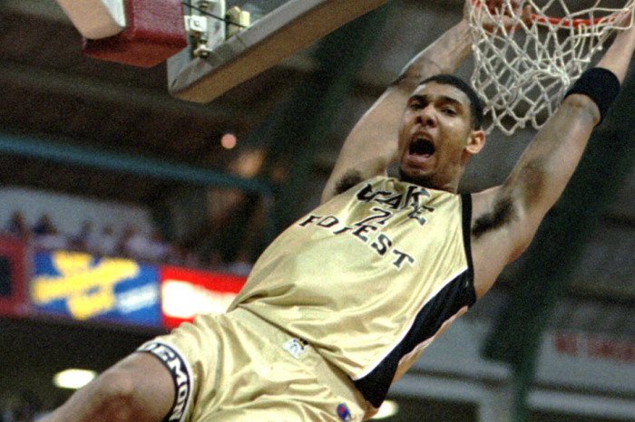 Tim Duncan's College Days Paved Way for Hall-of-Fame Career
