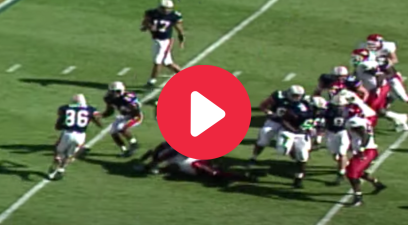 Auburn's Rare Reverse Flea-Flicker TD Was Trick Play Perfection
