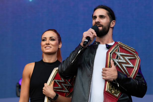 Becky Lynch, Seth Rollins Welcome Birth of First Child