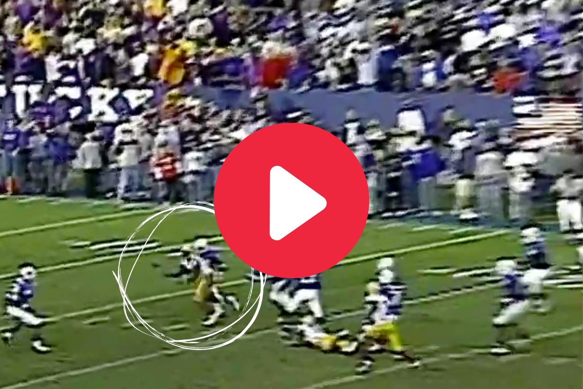 """""""The Bluegrass Miracle"""" Remains College Football's Greatest Finish"""