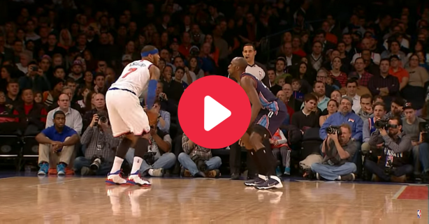 Carmelo Anthony Exploded for Record 62 Points at The Garden