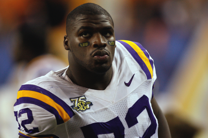 Glenn Dorsey Won a National Championship at LSU, But Where is He Now?