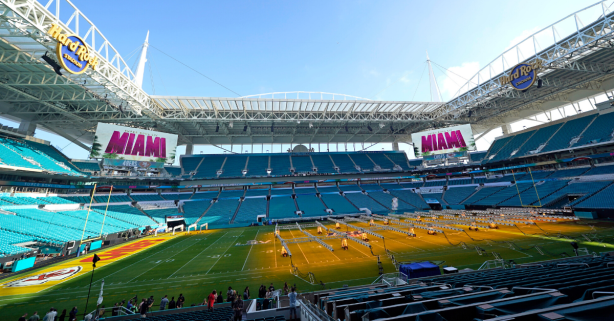 Dolphins Turning Stadium Into Drive-In Movie Theater