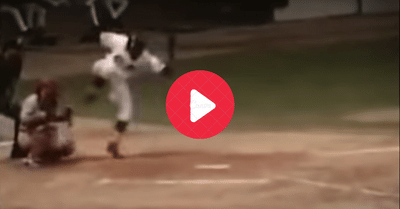 Batter Kicks Catcher, Then Fights Entire Minor League Team