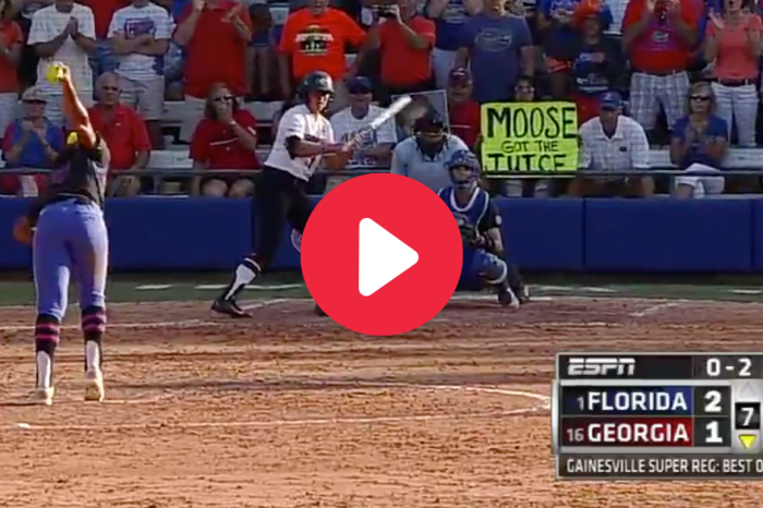 Georgia's Pinch-Hit Walk-Off HR Shell-Shocked Florida