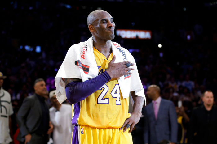 Kobe Bryant's Final Game Was The Perfect Farewell